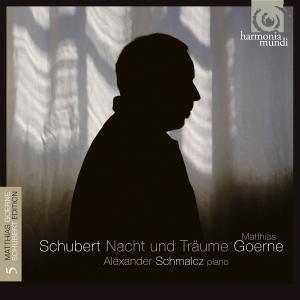Matthias Goerne, entre noche y sueños