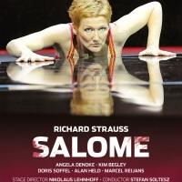 Angela Denoke: Salome, flor del mal