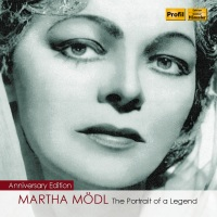 Inclasificable Martha Mödl, un tributo