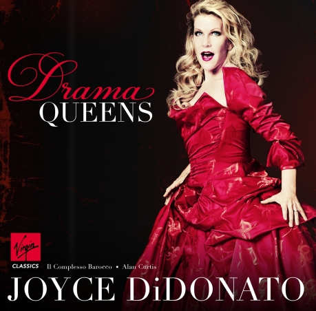Drama Queens Cover