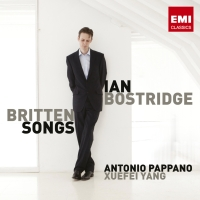 "Bostridge, con ""B"" de Britten"