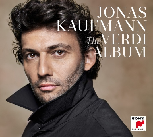 Jonas Kaufmann_The Verdi Album_cover