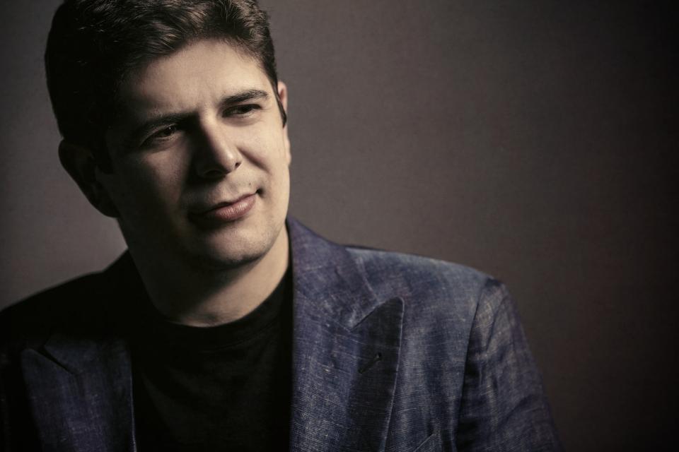 Javier Perianes, poeta (en CD y con la NWS)