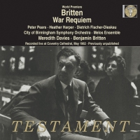 Benjamin Britten y su canto por la Paz
