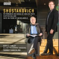 "Gerard Finley revela ""otro"" Shostakovich"
