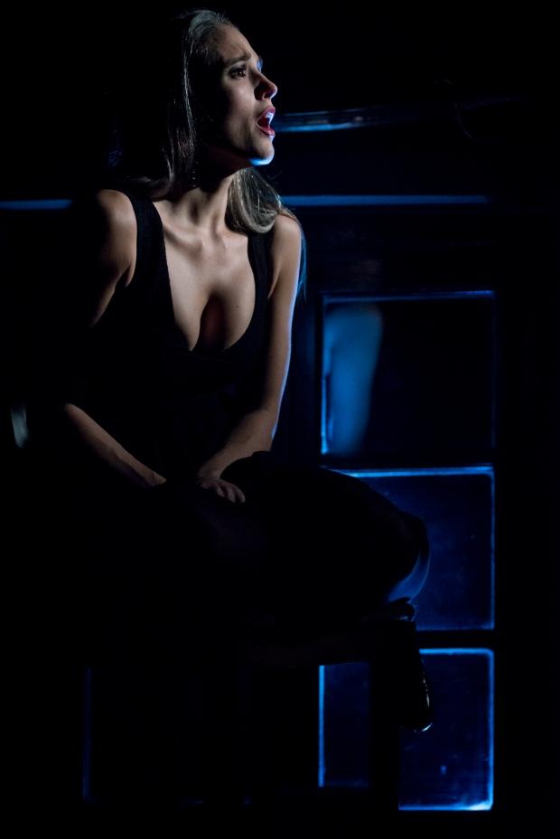 Oriana Favaro - foto Alejandro Held
