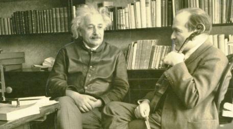 Einstein y Huberman, genios, violinistas y amigos