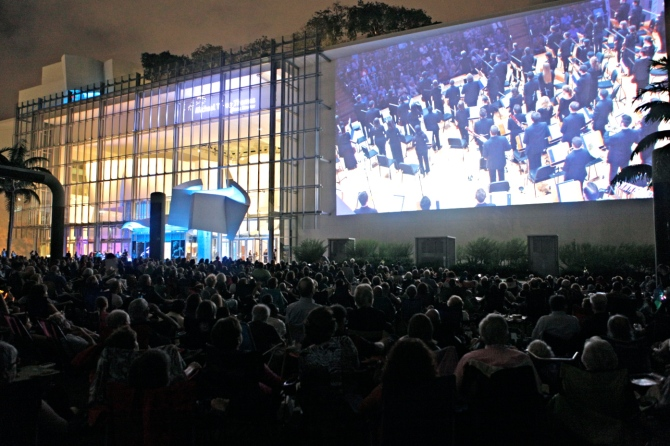 NWS WALLCAST Concert presented by Citi - photo by Rui Dias Aidos