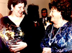 Christine Goerke Birgit Nilsson