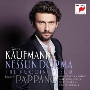 Jonas Kaufmann_Nessun Dorma_cover