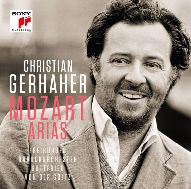 Gerhaher_Mozart Arias_cover