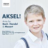 Aksel, el encanto de la juventud