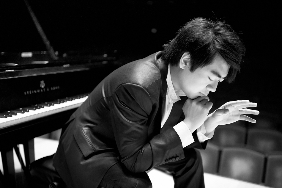 Pianist Lang Lang.  Photo: Xun Chi