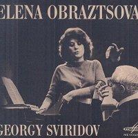Obraztsova y Hvorostovsky, mensajeros de Sviridov