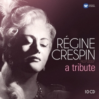 "Régine revalorada, ""Crespinette"" homenajeada"