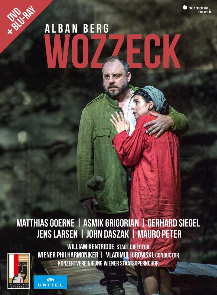 Wozzeck, danza macabra de William Kentridge