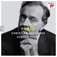 Gerhaher tiene la respuesta a Schumann