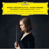 Mirga + Mieczysław = el CD del año?