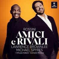"""Los virtuosos rivales, """"a la mesa de"""" Rossini"""