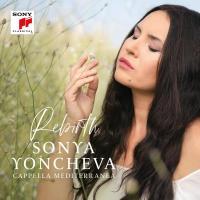 Sonya Yoncheva, ensaladas mágicas