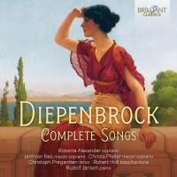 Diepenbrock, todos sus Lieder en justo homenaje