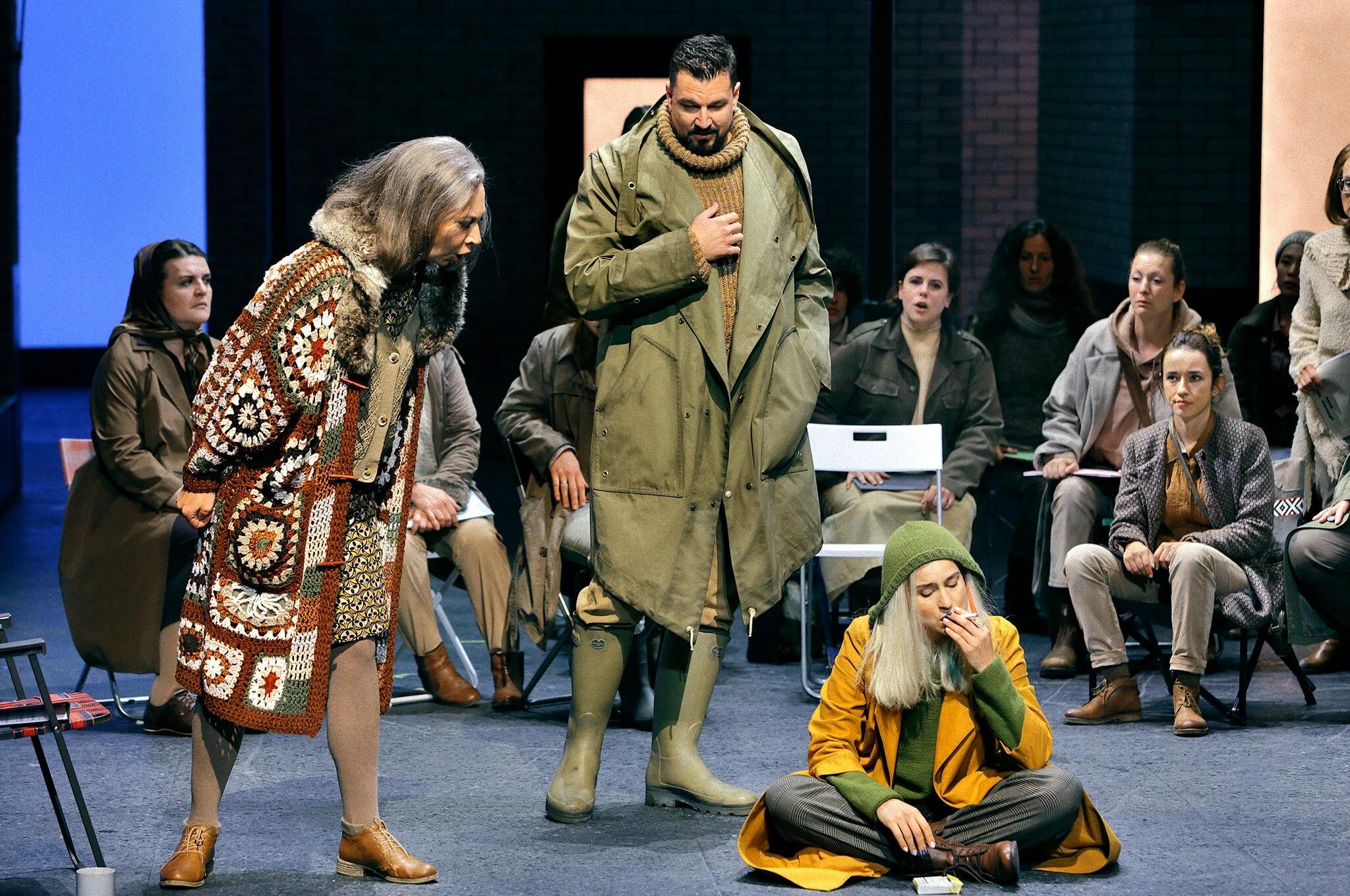 Der fliegende Holländer, Enrico Nawrath/Bayreuther Festspiele
